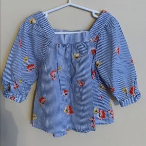 Old Navy toddler girls top size 3T